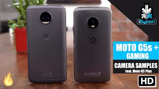 Moto G5s Plus Gaming, Benchmark, Camera and Vs Moto G5 Plus