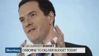 Osborne Prepares First Tory Budget in Two Decades