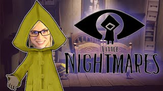 IS THIS SCARY?? | Little Nightmares Ep 1