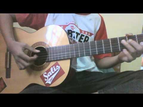 Fingerstyle guitar Gaby - Tinggal Kenangan