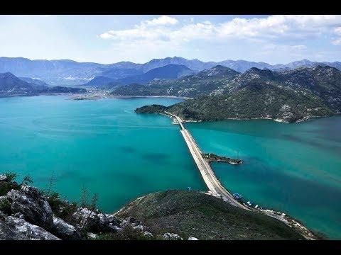 Ravna Zemlja - eksperiment na Skadarskom jezeru, perspektiva pogleda 100% globe debunk