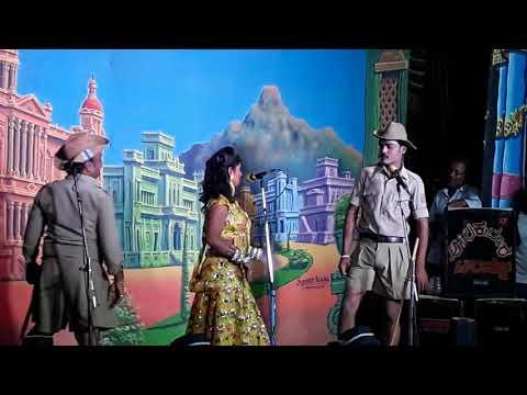 Kaliyugadalli krushnarjunaru comedy drama in muttagi