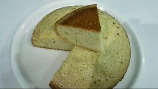 Sponge Cake without Oven || Basic Plain & Soft Sponge Cake