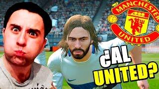 BIENVENIDO AL MANCHESTER UNITED!!! | FIFA 16 modo carrera #39