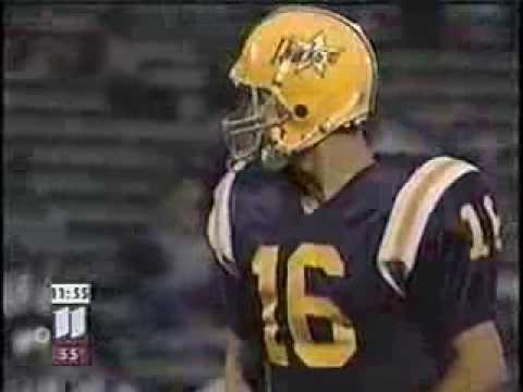 Prep Football: Joe Mauer, Cretin-Derham Hall QB Story (2000)