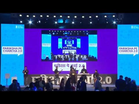 Pariksha pe charcha 2.0 - Join Prime Minister Narendra Modi on 29 January 2019