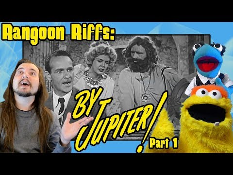 Rangoon Riff #28-1: By Jupiter! (Part 1) Feat. Nash!