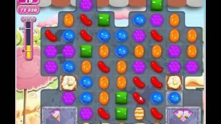 Candy Crush Saga Level 864 no Booster