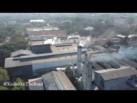 pabrik-gula-pesantren-baru-kediri-(view-udara)
