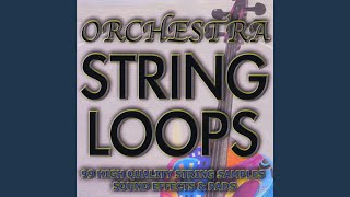 String Sound Effect Loop Sample Pizzacato Strings Hip Hop 5 Drama