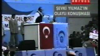 ShowTV (Reha Muhtar) - Şevki Yılmaz Haberi - 1997 (VHS-Kayıt)