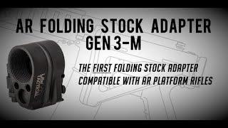 LAW Tactical LLC AR15 Folding Stock Gen 3-M