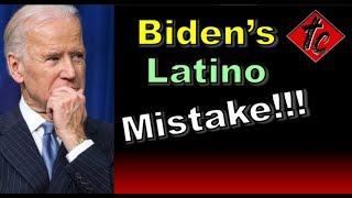 Truthification Chronicles Biden's Latino Mistake!!!