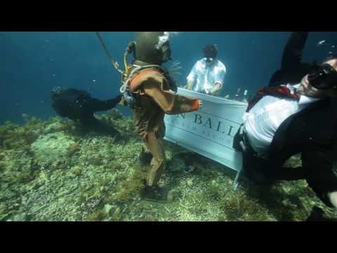 Iron Balls underwater bar Promotional Film