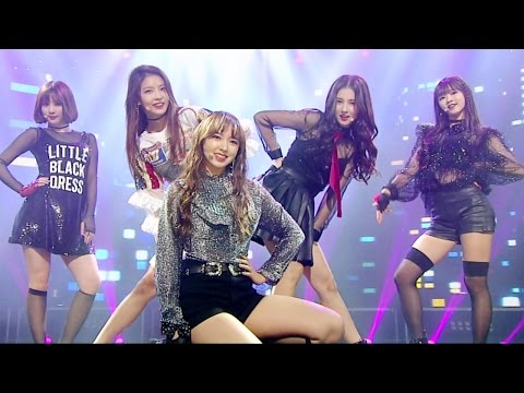 《Special Stage》 Sunny Girls(써니걸스)- TAXI @인기가요 Inkigayo 20161204