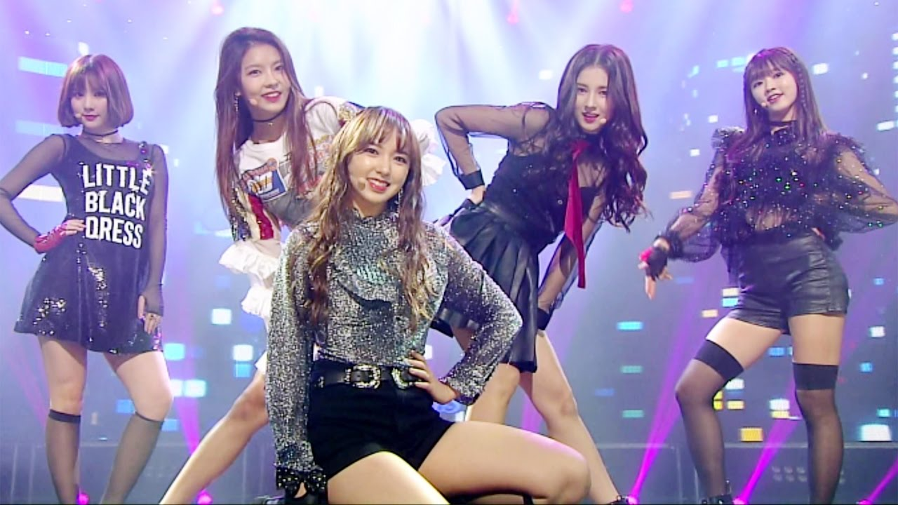 Special Stage》 Sunny Girls(써니걸스)- TAXI @인기가요 Inkigayo ...