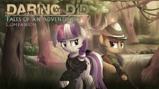 (Redirect video) Daring Did: Tales of an Adventurer's Companion theme
