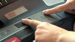 How To Reset the Treadmill Lube Belt Message   Horizon Fitness