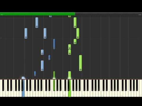 Halsey - Control Piano Tutorial