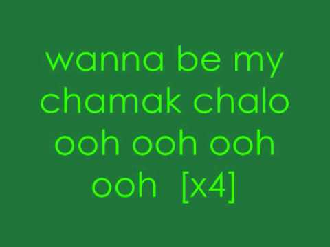 Chamak Chamak Cham (Remix) Song Lyrics - Lyrics Tamizha