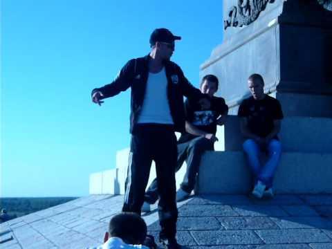 Tulcea - Monumentul Independentei (rap)