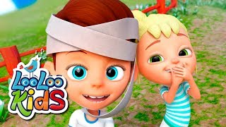 Jack and Jill  THE BEST Songs for Children | LooLoo Kids
