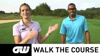 GW Walk The Course: Christian Taylor (triple jump Olympic gold medallist)