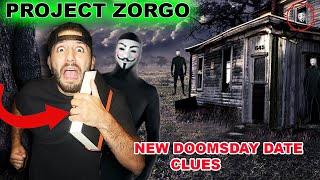 PROJECT ZORGO DOOMSDAY MYSTERY CODE FOUND | SECRET PROJECT ZORGO ESCAPE ROOM (PROJECT ZORGO CHASE)