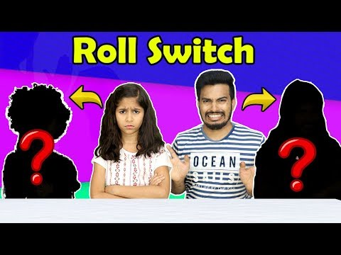 Role Switch Up Pari's Lifestyle | Funny Role Exchange