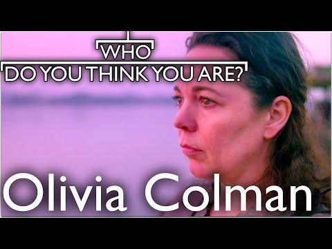 Olivia Colman Gets Emotional Learning About Indian Ancestors | Who Do You Think You Are