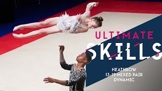 Jordan Franklin and Ella Hanna Sanz - Ultimate Skills