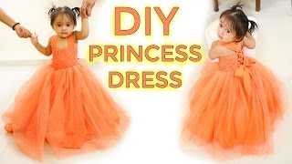 A Day In My Life vLog | DIY Princess Dress | ShrutiArjunAnand