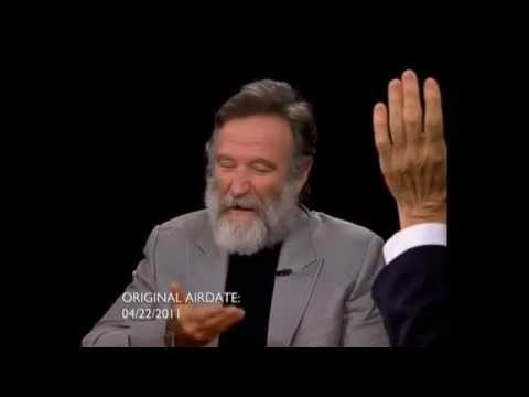 Robin Williams Charlie Rose Interviews
