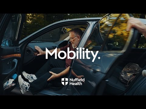 Getting Out of the Car After Surgery | Nuffield Health