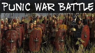 Total War Rome 2 Online Battle 179 Rome vs Carthage