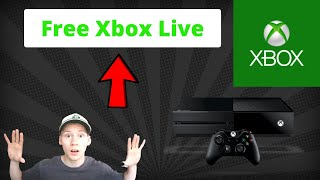 HOW TO GET  FREE XBOX LIVE IN 2020 (LEGIT METHOD)!!