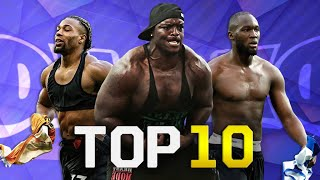 Top 10 Strongest Players in Football 2020