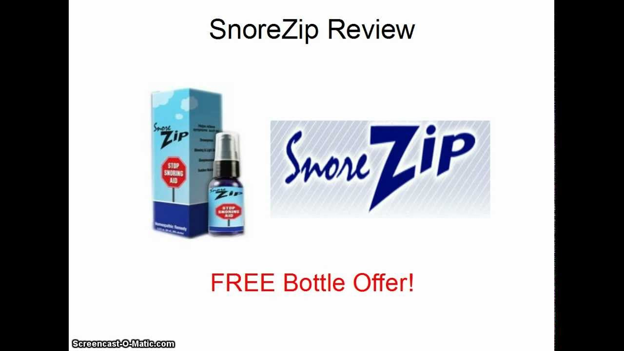 Snorezip Review Don T Buy Snorezip Until You Watch This Video