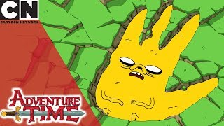 Adventure Time | Protecting the Treehouse | Cartoon Network