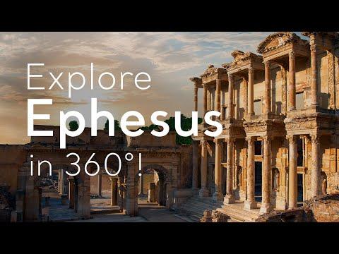 Turkey.Home - Explore Ephesus in 360°!
