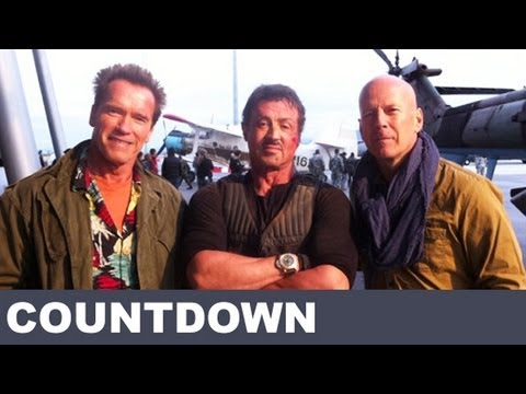 The Expendables 2 COUNTDOWN: Beyond The Trailer