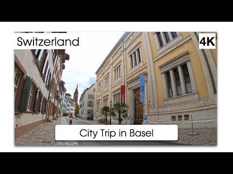 Visiting Basel (Switzerland,