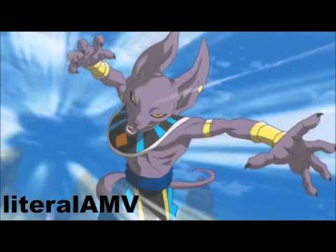 dragon ball Z AMV lets get this started again (gokuvsbeerus)