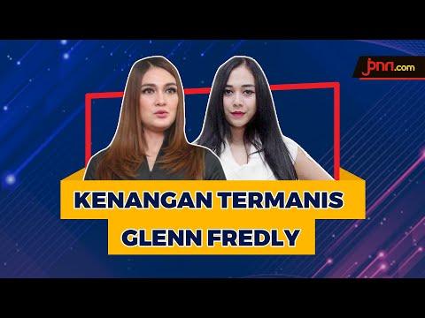 Aura Kasih dan Luna Maya Punya Kenangan Manis dengan Glenn Fredly