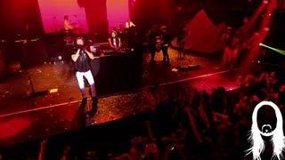 Duran Duran - Hungry Like the Wolf (Steve Aoki vs Duran Duran Remix) LIVE Music Video
