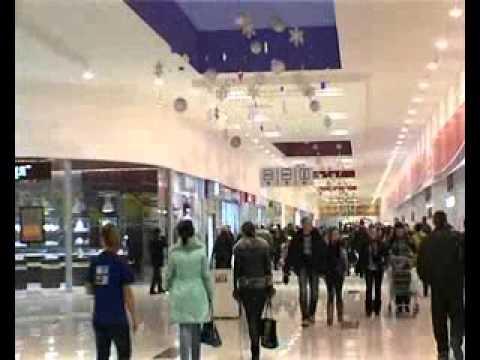 Riviera Shopping City Odessa .flv