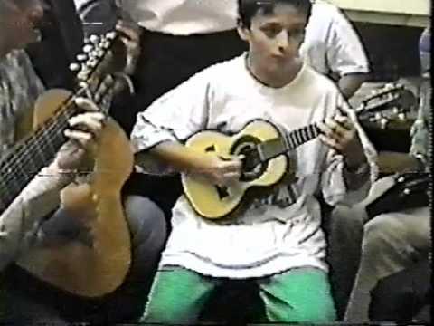 Gian Correa e Época de Ouro (roda de choro)