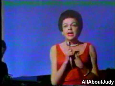 Judy Garland - For Once In My Life (Live 1968)