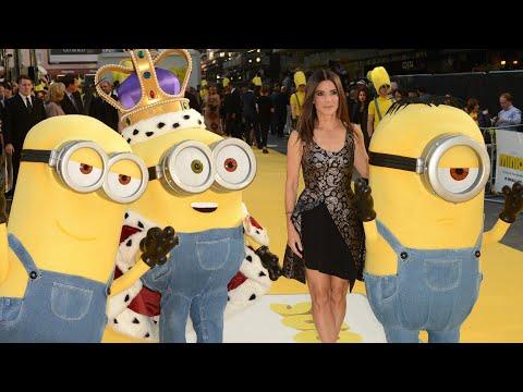 Minions World Premiere Yellow Carpet