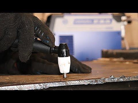 Ручной плазморез AURORA AIRHOLD 42. Сборка и тесты.